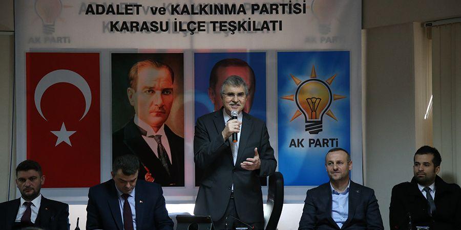Karasu'nun tercihi AK Parti olacak
