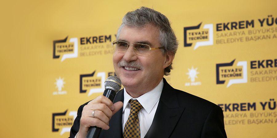 Ekrem Yüce'nin seçim şarkısı yayınlandı